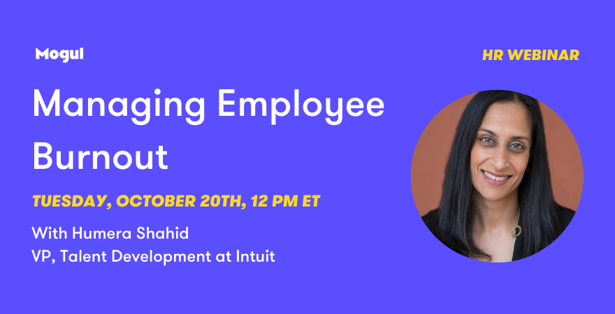 HR Webinar October - Employee Burnout (1)